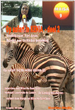 DVD 9  - Op safari in Kenia deel II